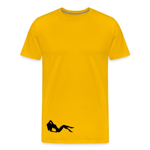 Babe - Men's Premium T-Shirt