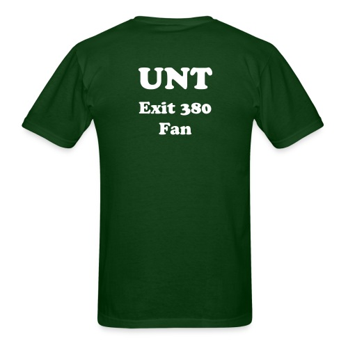 UNT Exit 380 Fan - Men's T-Shirt