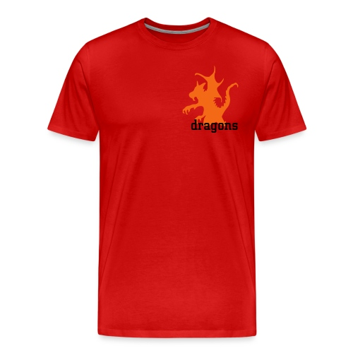 Dragons - Men's Premium T-Shirt