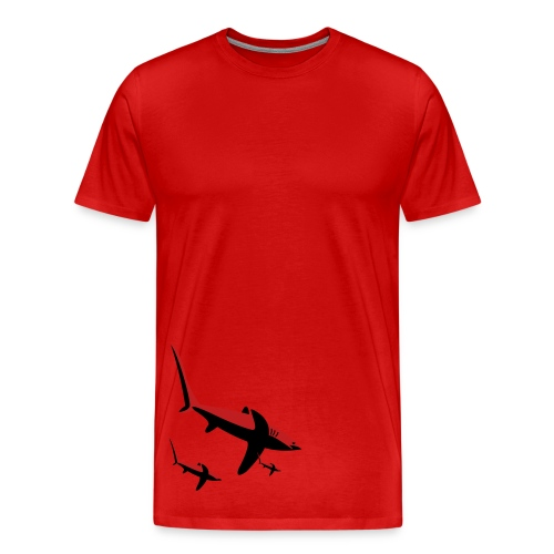 Sharks - Men's Premium T-Shirt