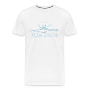 Team Zissou Diver - Men's Premium T-Shirt