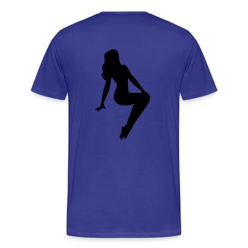 The mans shirt - Men's Premium T-Shirt