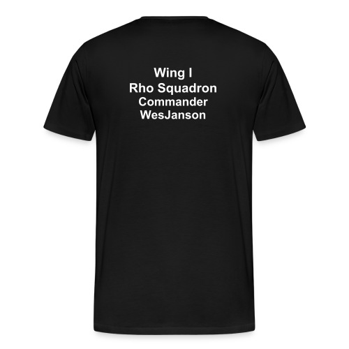 Rho Custom - Men's Premium T-Shirt