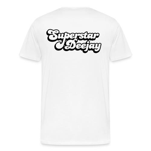 XXXL DJ Bigman T-Shirt - Men's Premium T-Shirt