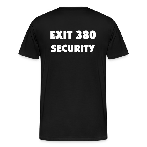 BIG PETE SECURITY - Men's Premium T-Shirt