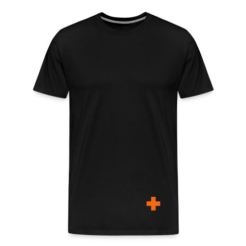 orange cross - Men's Premium T-Shirt