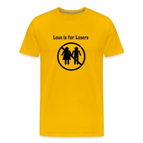 Love Sucks - Men's Premium T-Shirt