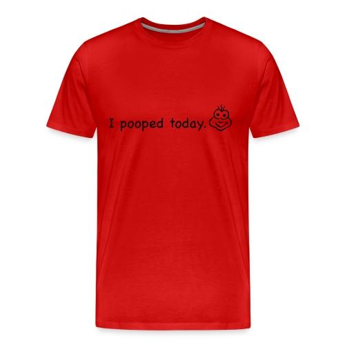 Poopy Shirt - Men's Premium T-Shirt
