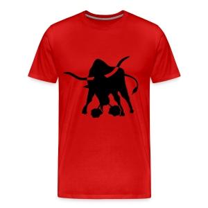 the bull - Men's Premium T-Shirt