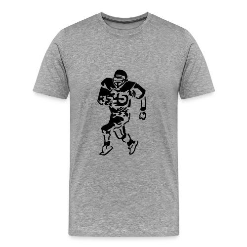 Football Season - Men's Premium T-Shirt