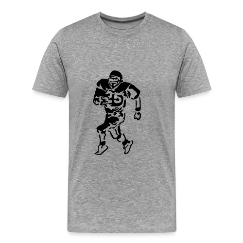 XXXL Football T - Men's Premium T-Shirt