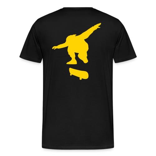 Skateboarder2 - Men's Premium T-Shirt