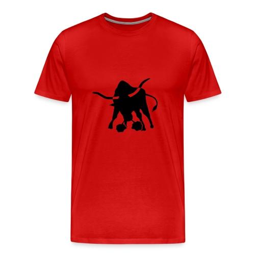 Bull-Shirt - Men's Premium T-Shirt