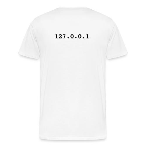 I love Nerds - Men's Premium T-Shirt