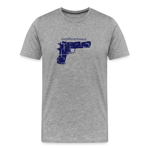 dead bang tee - Men's Premium T-Shirt