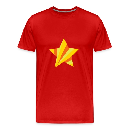 Star t-shirt - Men's Premium T-Shirt
