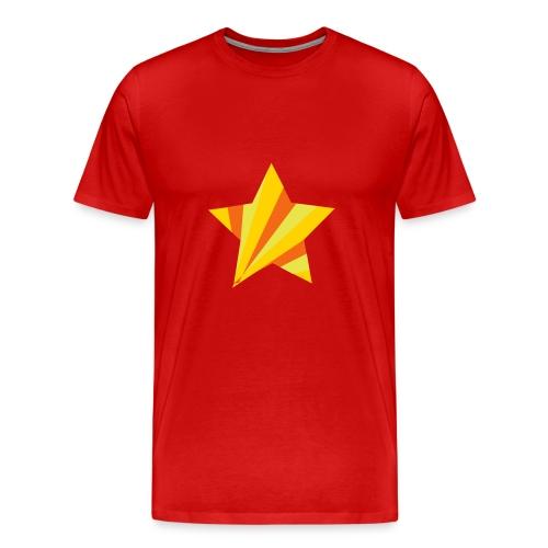 Star t-shirt - Men's Premium T-Shirt