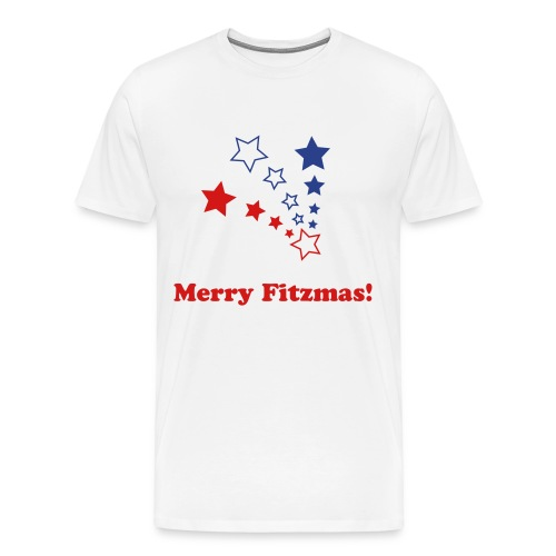 Merry Fitzmas! - Men's Premium T-Shirt