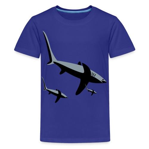 Classic Aussy, style 3 - Kids' Premium T-Shirt