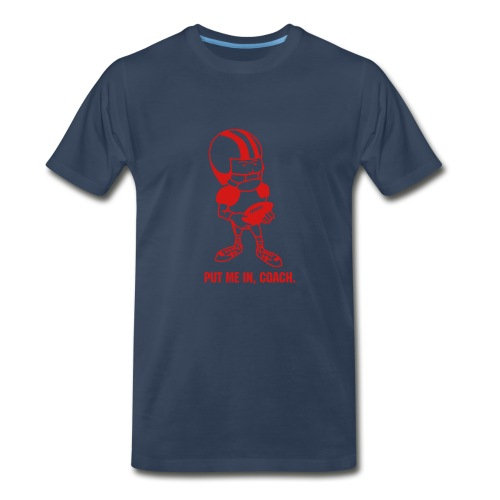 Put Me In - Men's Premium T-Shirt