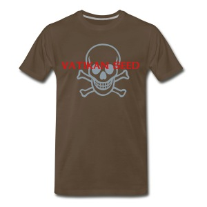 MEN'S HTC SKULL SHIRT - Men's Premium T-Shirt