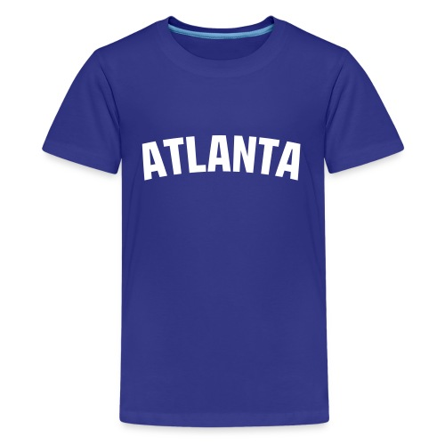Kids t Atlanta - Kids' Premium T-Shirt