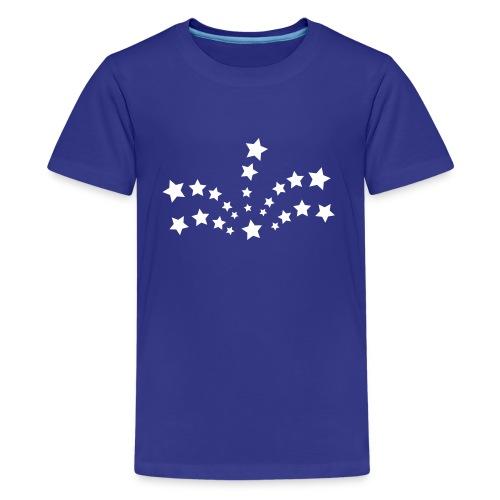 kids t shooting stars - Kids' Premium T-Shirt