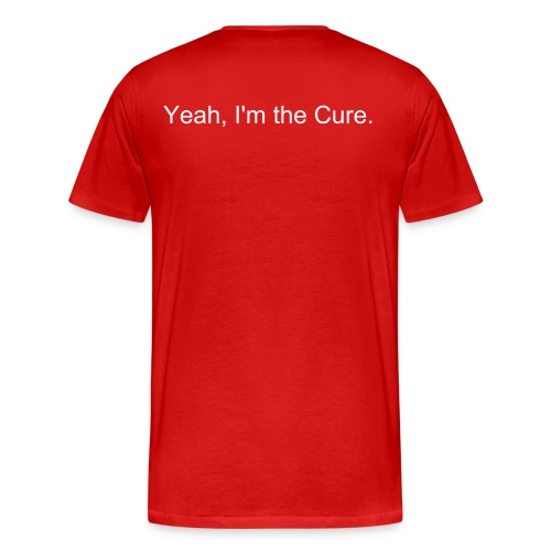 The Cure - Men's Premium T-Shirt