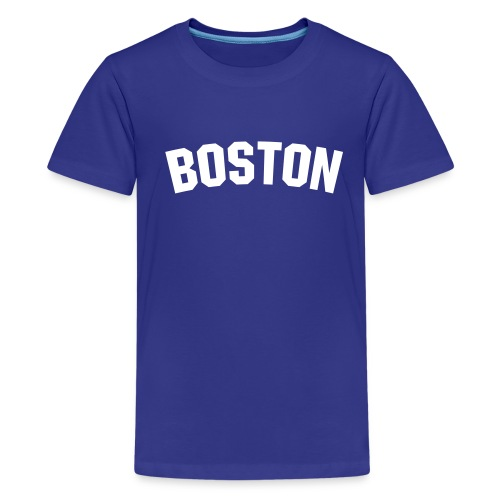 Kids t Boston - Kids' Premium T-Shirt