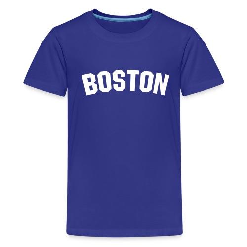 Kids t Boston - Kids' Premium T-Shirt