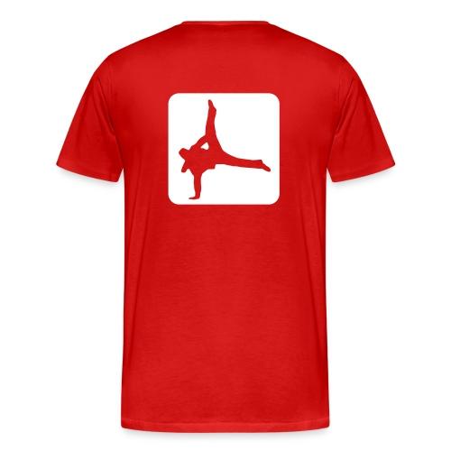 Breakdance - Men's Premium T-Shirt