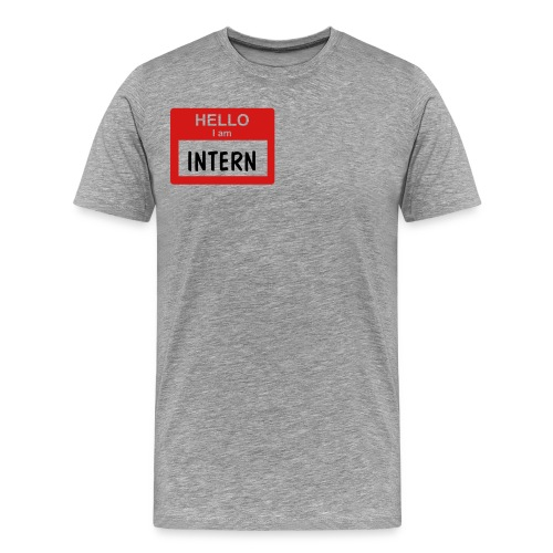 Intern - Men's Premium T-Shirt