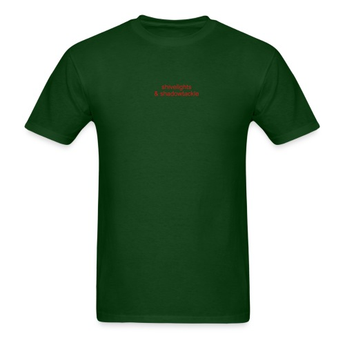 shivelights and shadowtackle - Men's T-Shirt
