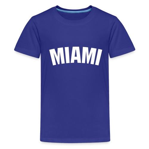 Kids t Miami - Kids' Premium T-Shirt