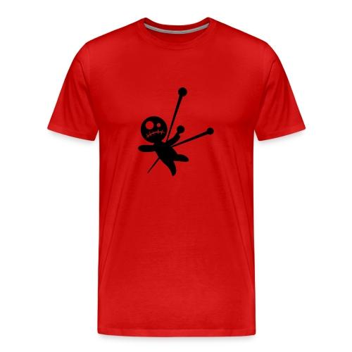 VOODOO DOLL - Men's Premium T-Shirt