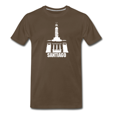 Monument of Santiago T-Shirts