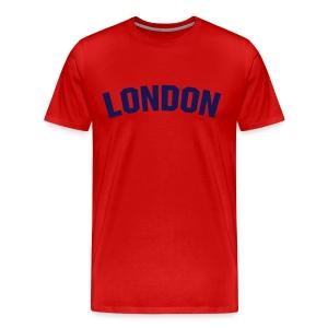 T-Shirt with Design - Men's Premium T-Shirt