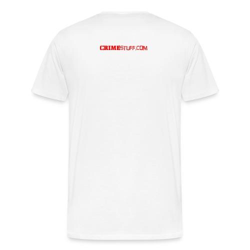 Police/Prison T-Shirt - Men's Premium T-Shirt