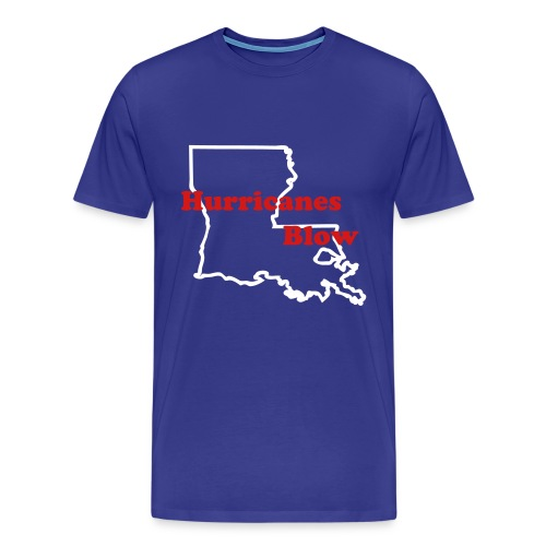 HURRICANE RELIEF - Men's Premium T-Shirt