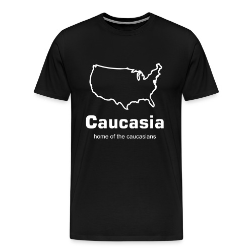 Caucasia - Men's Premium T-Shirt