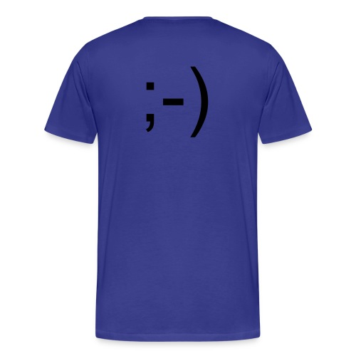 you know - Men's Premium T-Shirt