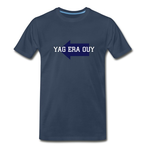 YAG ERA OUY - Men's Premium T-Shirt