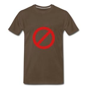 No excuse for bad tattoos - Men's Premium T-Shirt