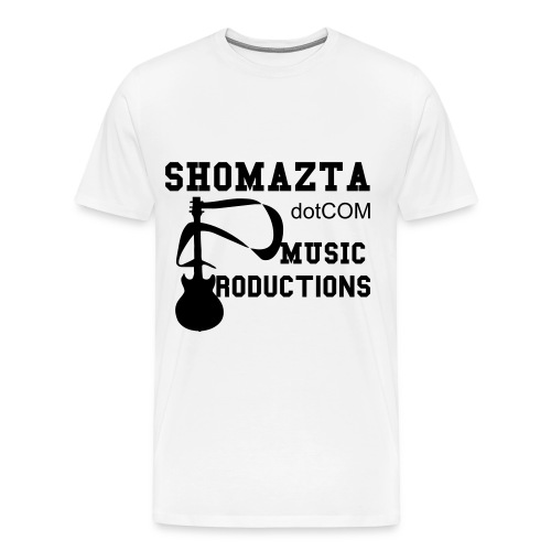 ShoMazta Music Productions - Men's Premium T-Shirt
