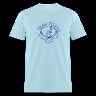 T-Shirts ~ Men's T-Shirt ~ Shell design, as worn by steve..