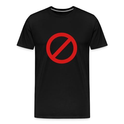 International NO! - Men's Premium T-Shirt