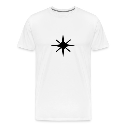 Infinity Star Tee White - Men's Premium T-Shirt