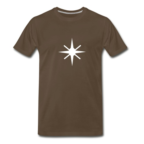 Infinity Star Tee Black - Men's Premium T-Shirt