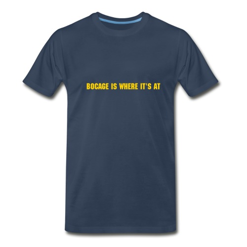Bocage - Men's Premium T-Shirt