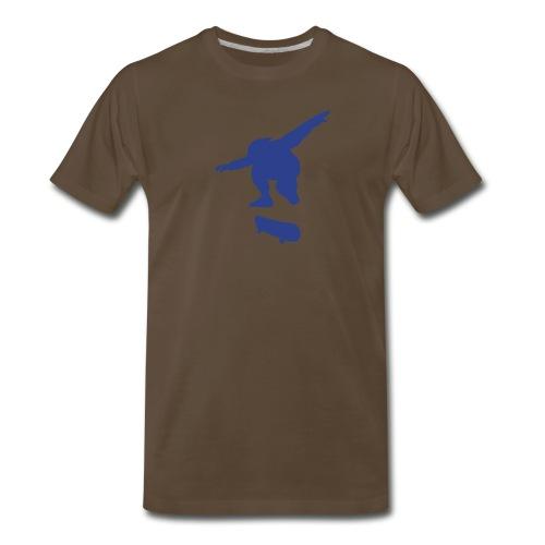 Not a poser! - Men's Premium T-Shirt